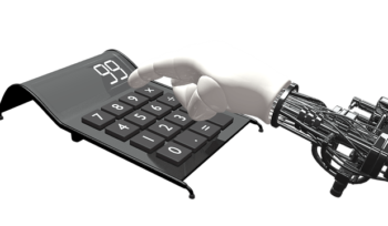 accounting automation done by a robot